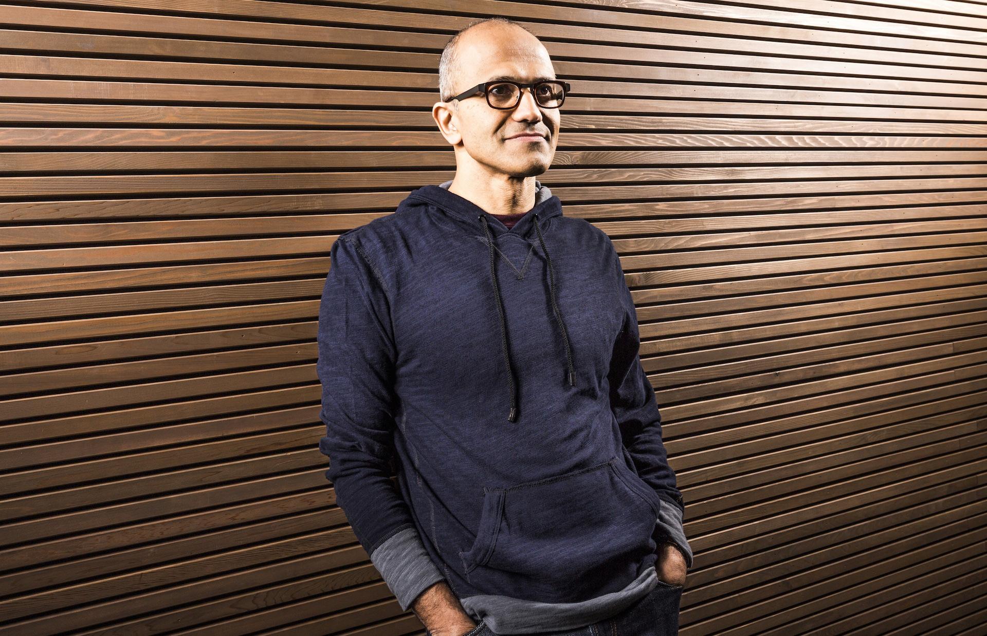 Satya Nadella, CEO Microsoftu