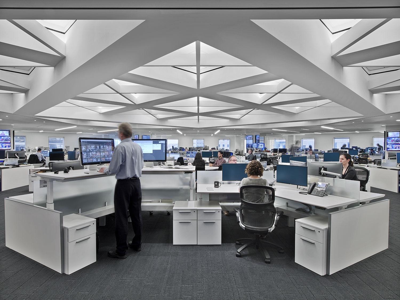 Open space kanceláře