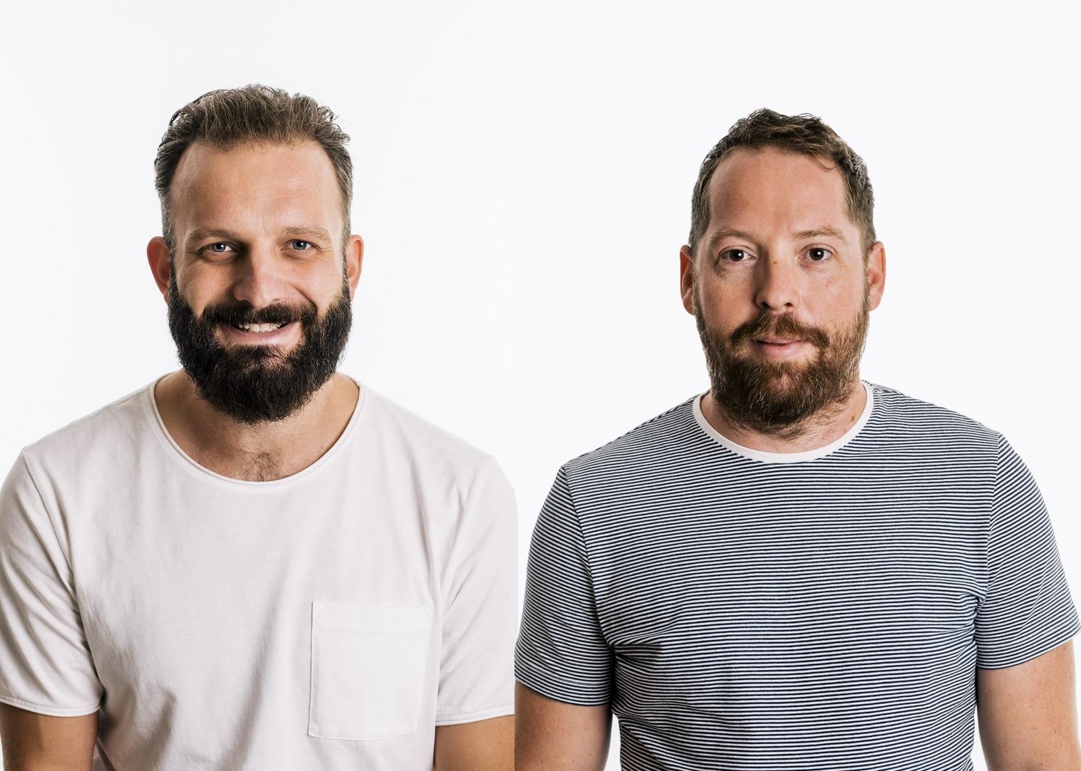 Spoluzakladatelé Virtooal, Ondřej Bagin a Peter Soós
