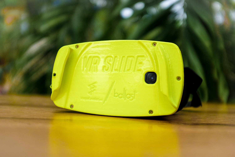 Vodotěsné VR brýle