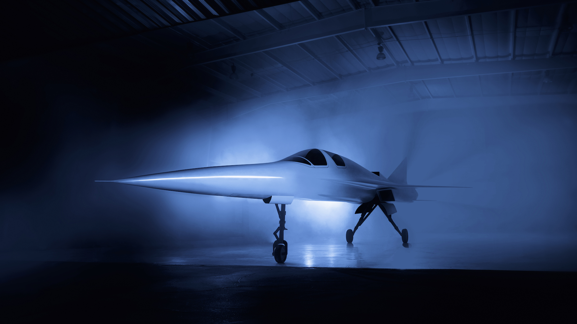 Testovací prototyp XB-1