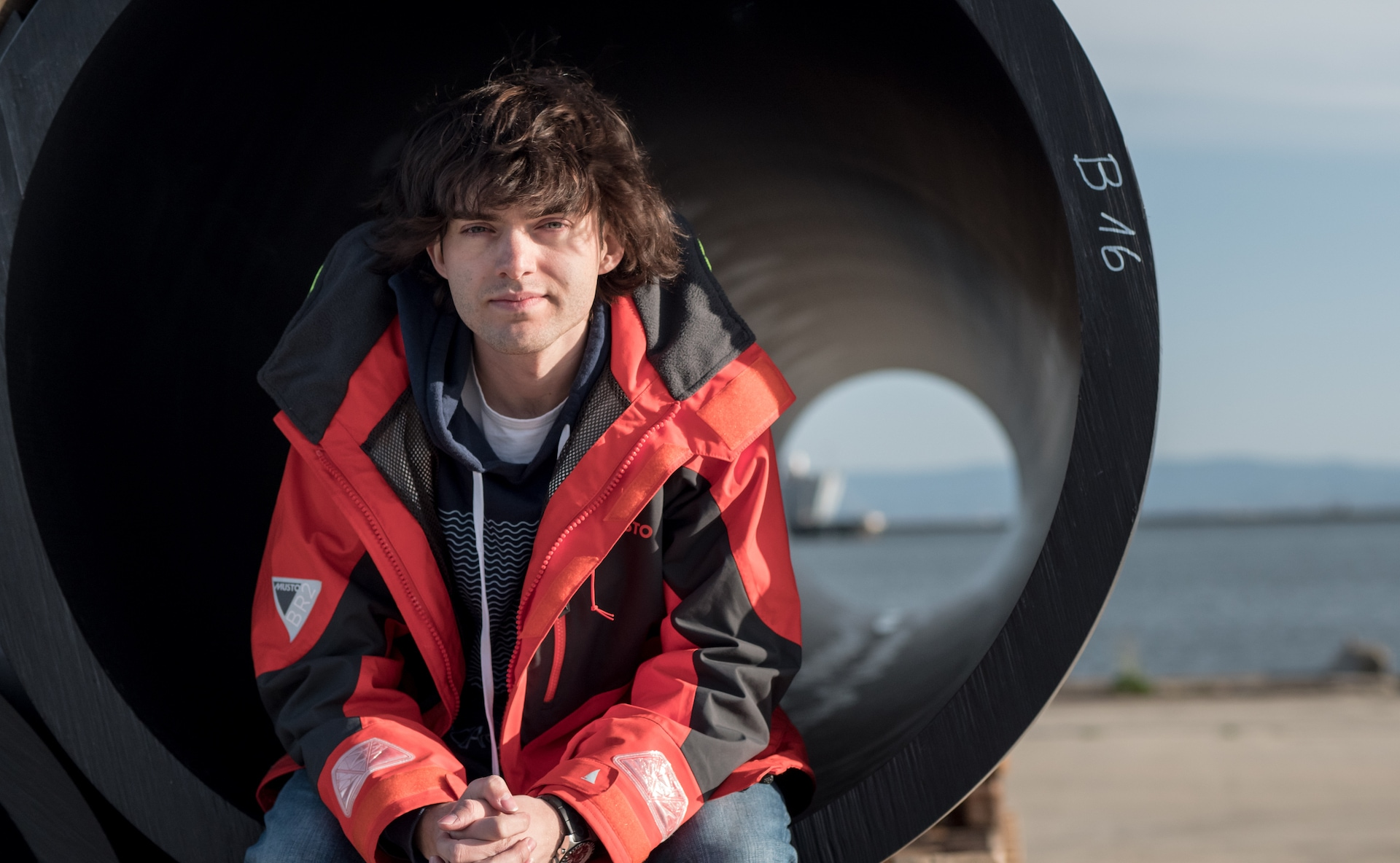 Boyan Slat, šéf The Ocean Cleanup