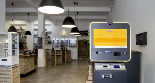 Čeští General Bytes jsou druhým největším výrobcem kryptoměnových bankomatů na světě