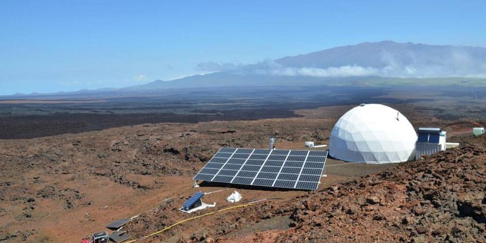 Rudá planeta na Havaji. Jak NASA na odlehlém místě připravuje lidskou misi na Mars