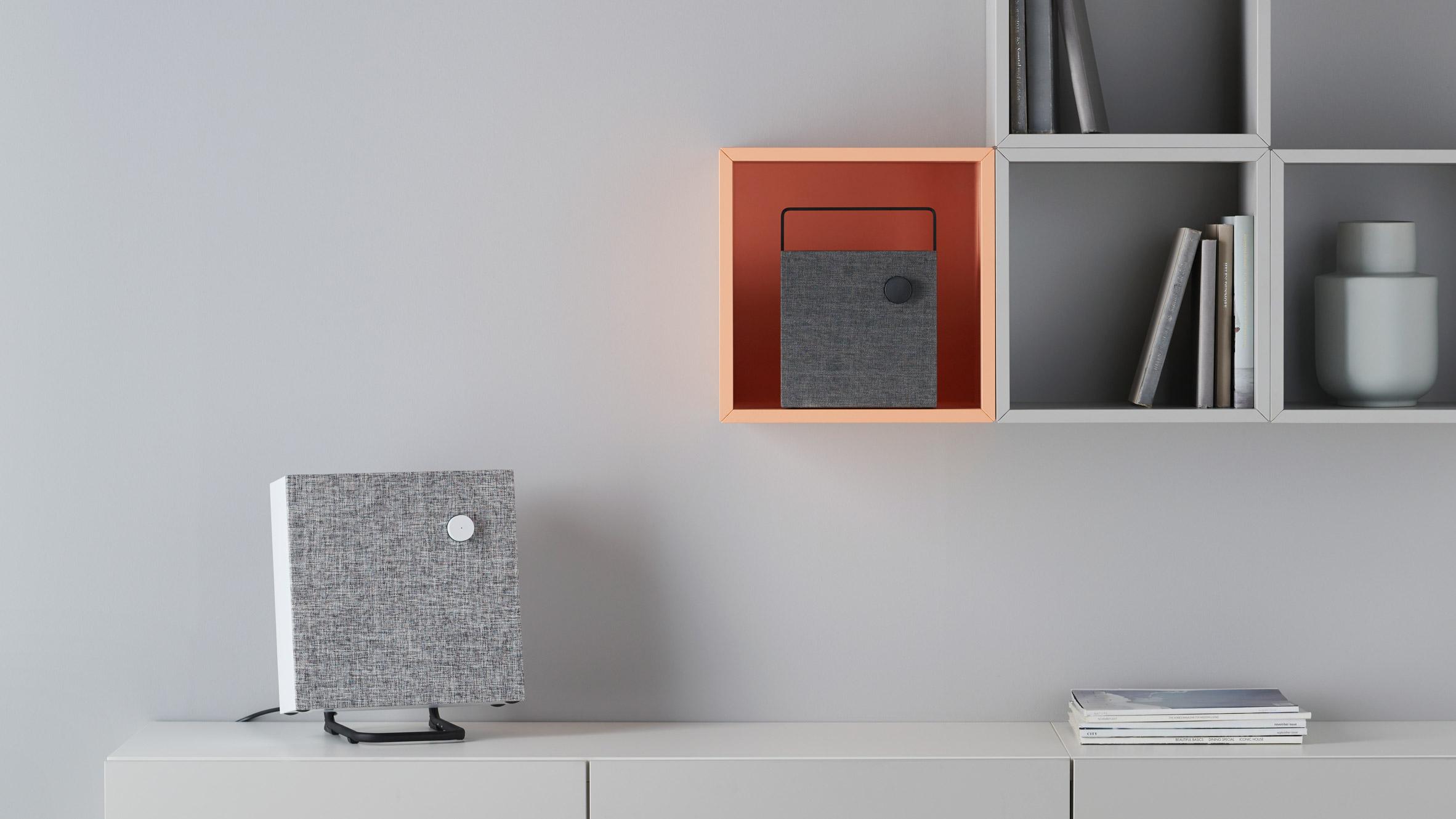 První Bluetooth reproduktory Eneby od IKEA