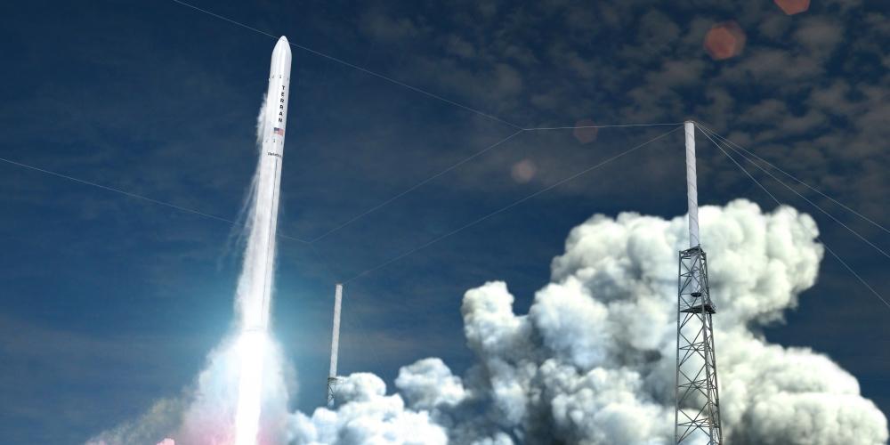 Startup Relativity Space vyrábí své vesmírné rakety kovovým 3D tiskem. Startovat chce v roce 2021