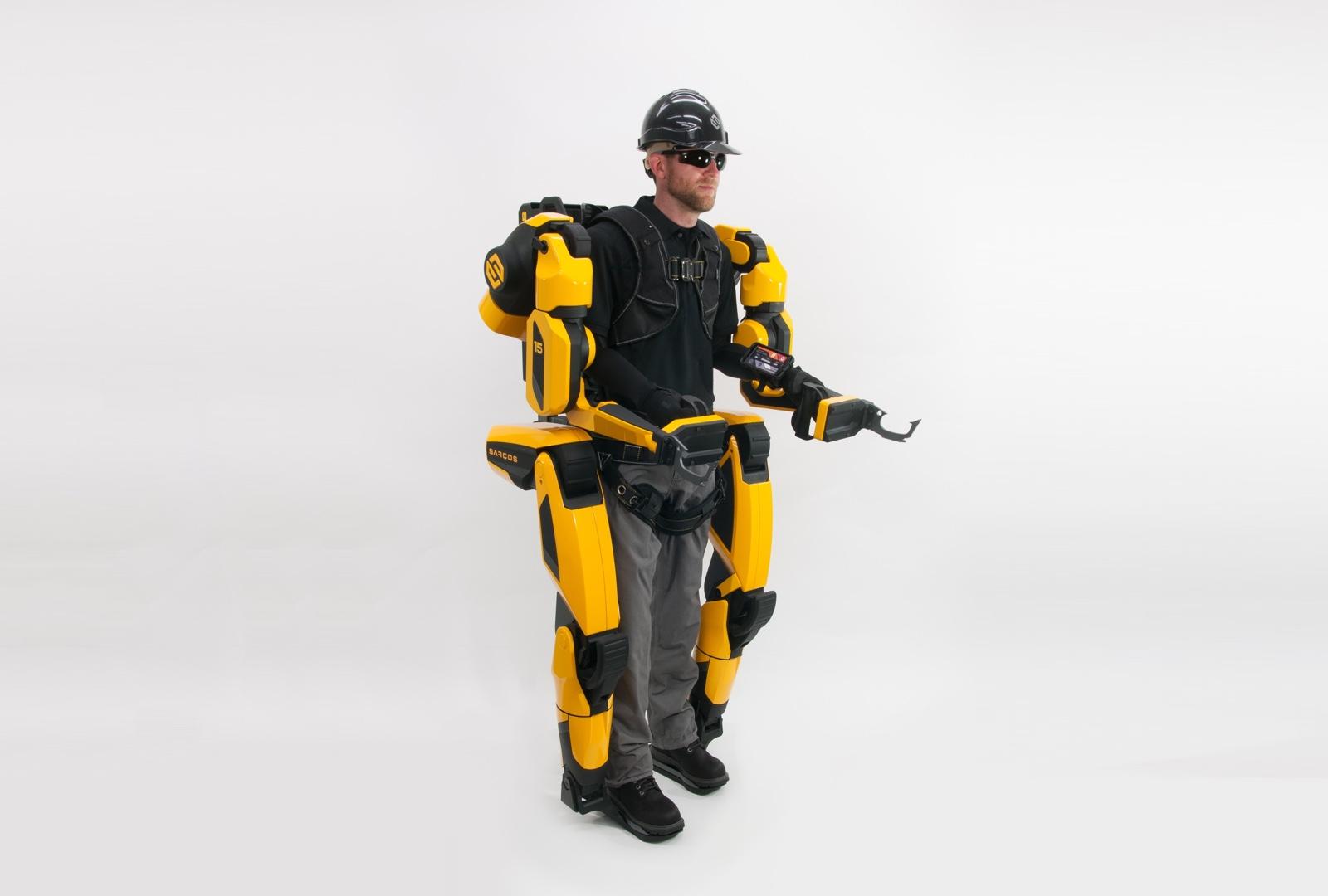 Robotický exoskelet Guardian XO Max