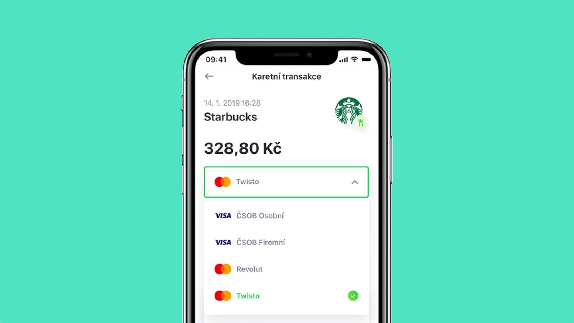 Twisto nově nabídne možnost zaplatit přes svou platební kartu