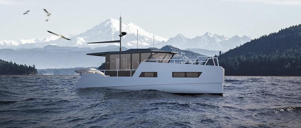 """Loď od VIK Boats by mohla být zajímavou volbou i pro """"moderní rybáře"""""""