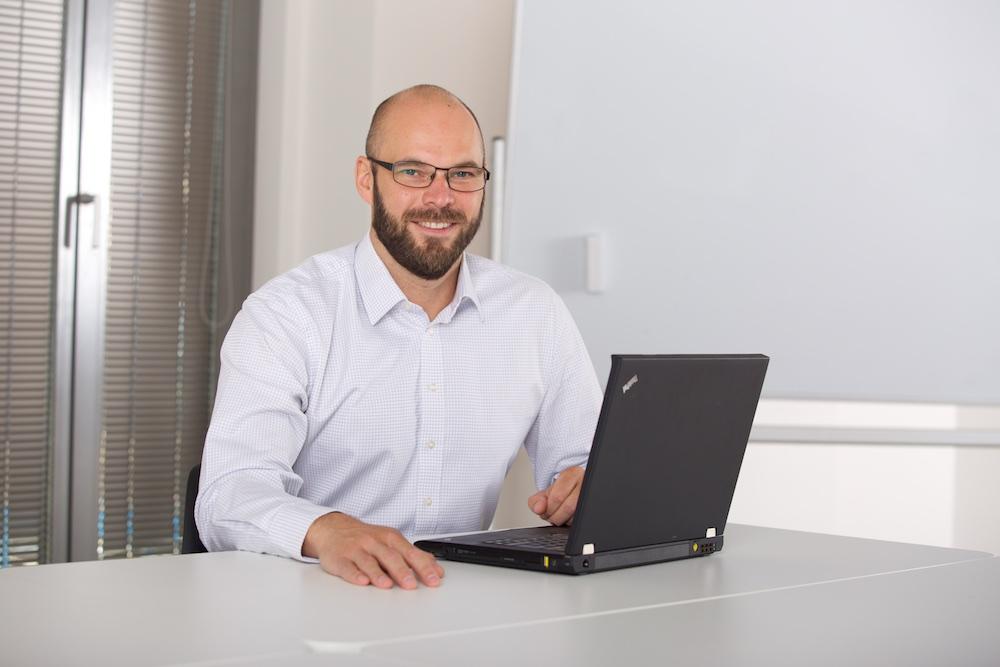 Juraj Ferenc, ředitel české pobočky ESET