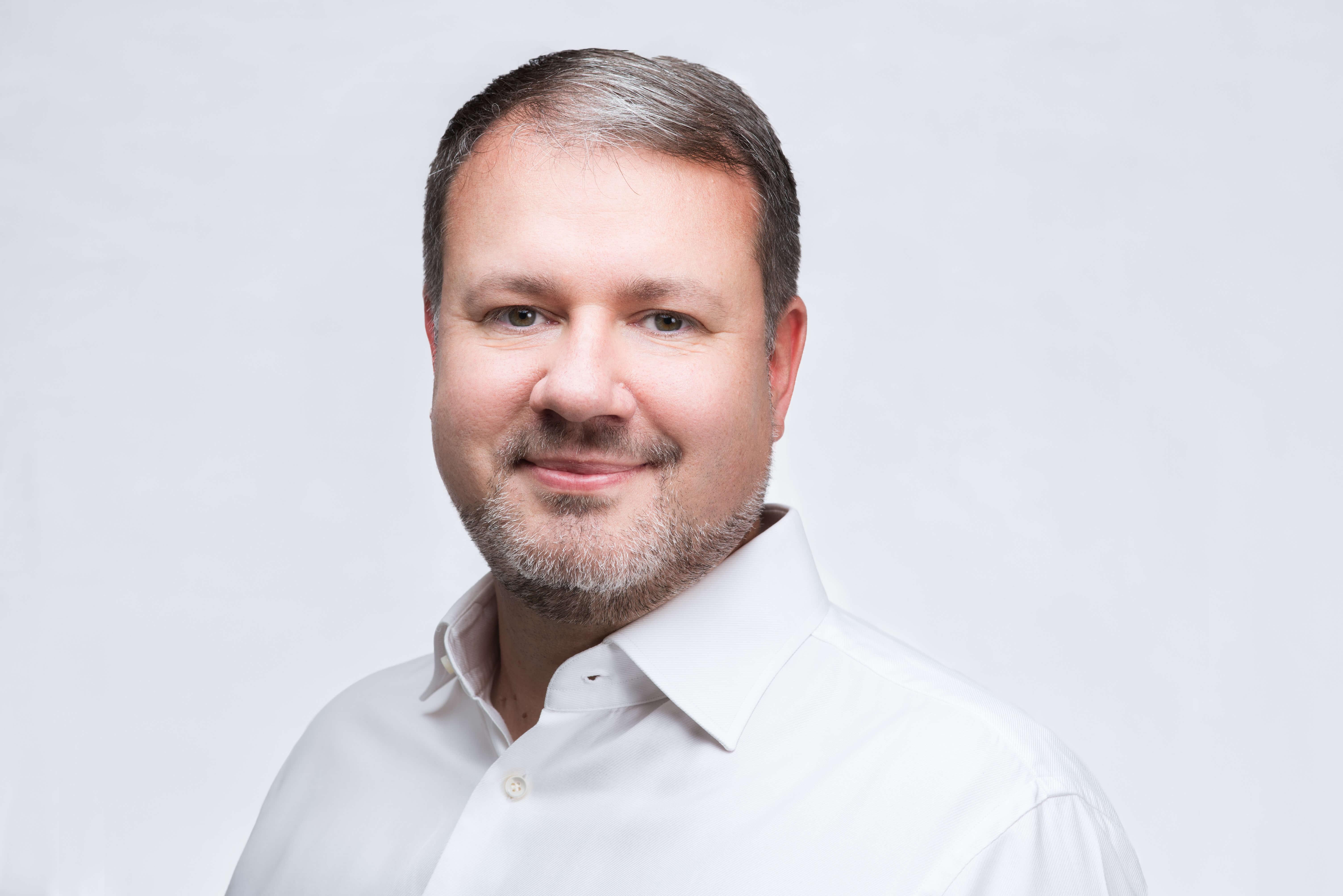 Jeden ze dvou zakladatelů PetExpert Jan Moravec