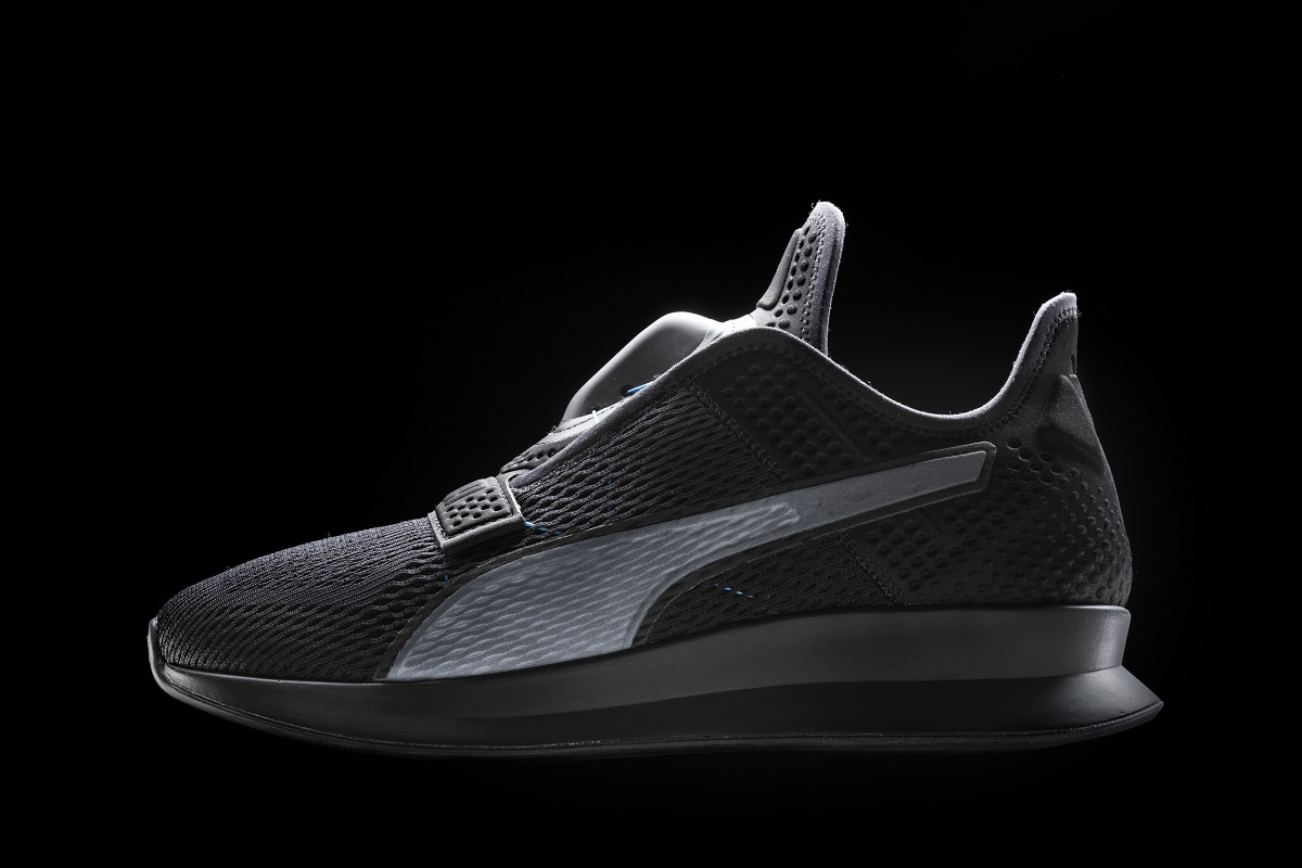 Budoucnost tenisek je bez tkaniček. Puma po vzoru Nike představuje ... 04ad341329