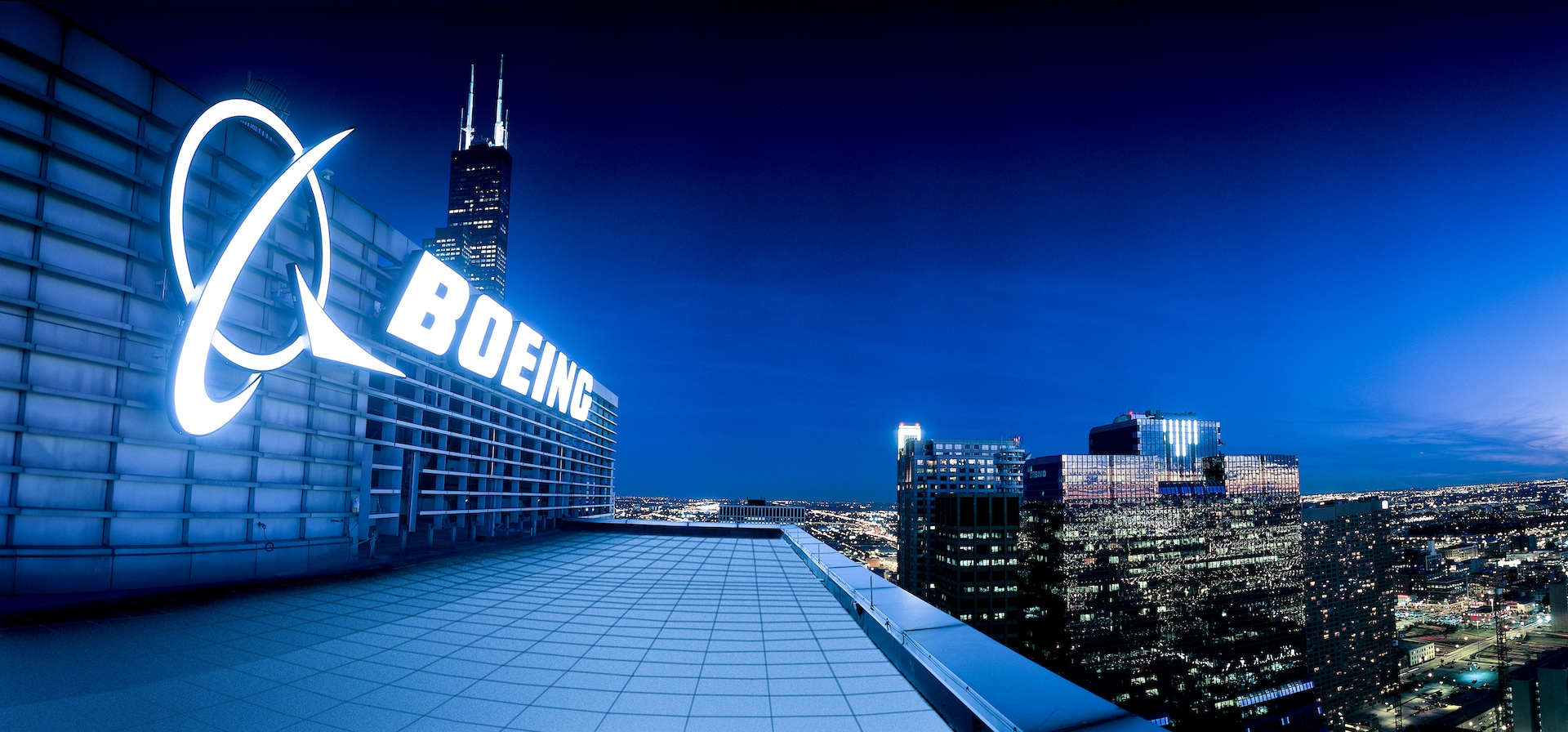 Sídlo Boeingu v Chicagu
