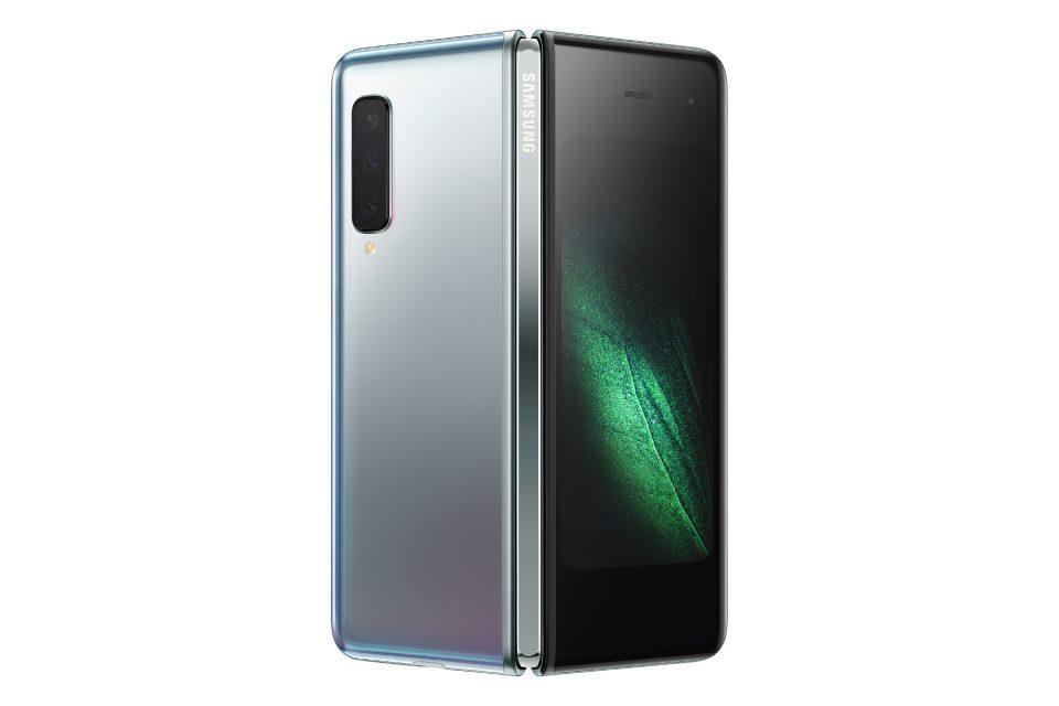Skládací model Samsung Galaxy Fold