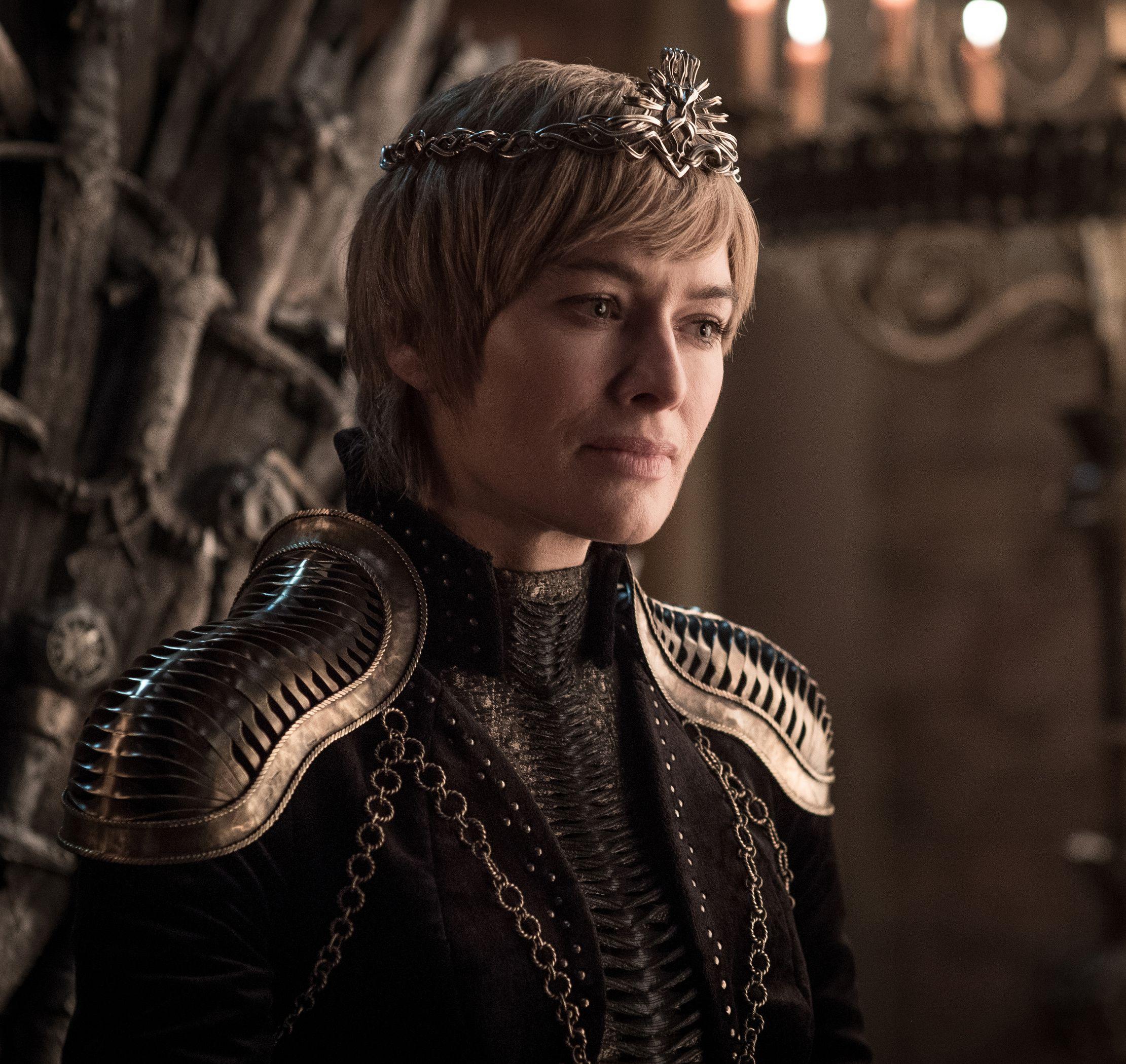 Lena Headey v roli Cersei Lannister