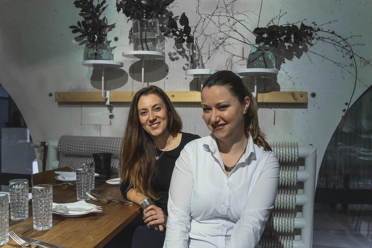 Pavlína Zychová a Jana Hodboďová z Women Startup Competition
