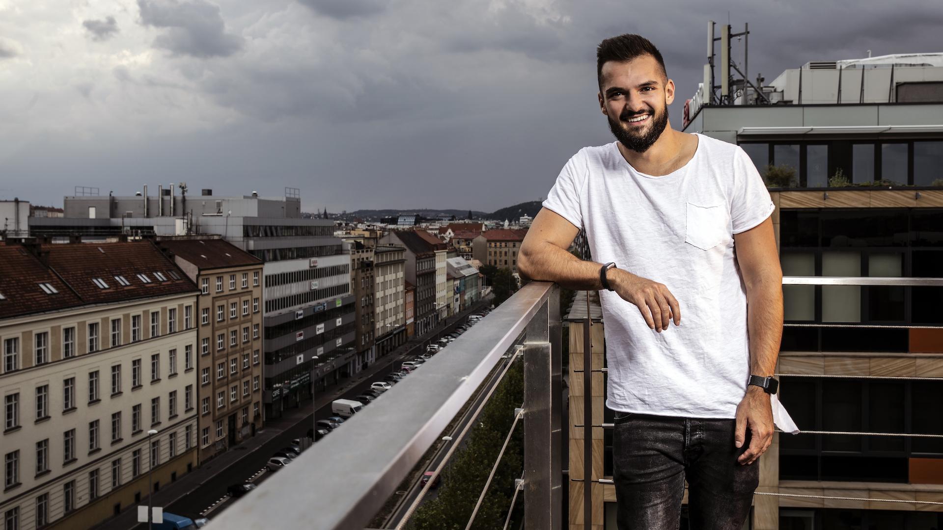 Lubo Smid, CEO STRV