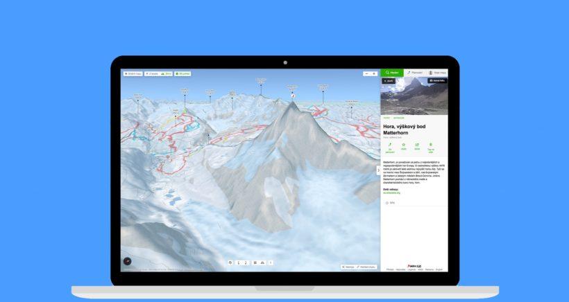 mapy.cz-3D