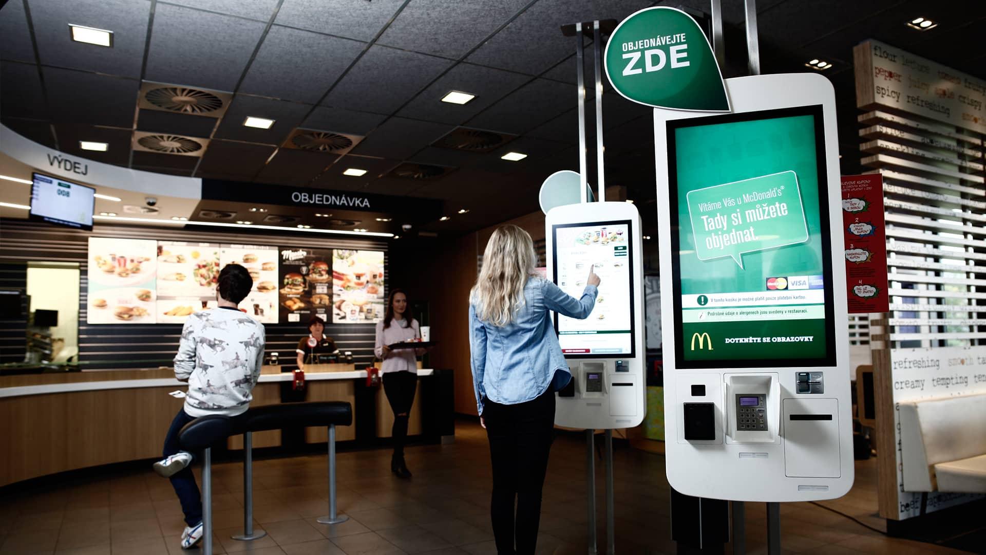 McDonald's a jeho restaurace nové generace