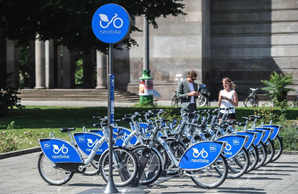 V Ostravě bude fungovat stanicový bikesharing Nextbike