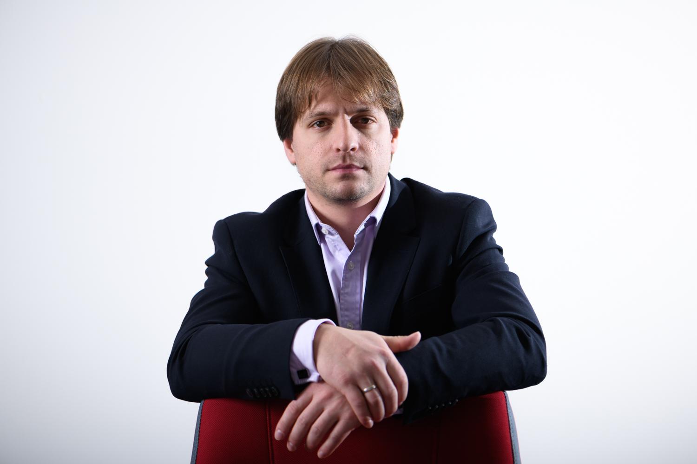 Ondřej Žák, CEO Zásilkovny