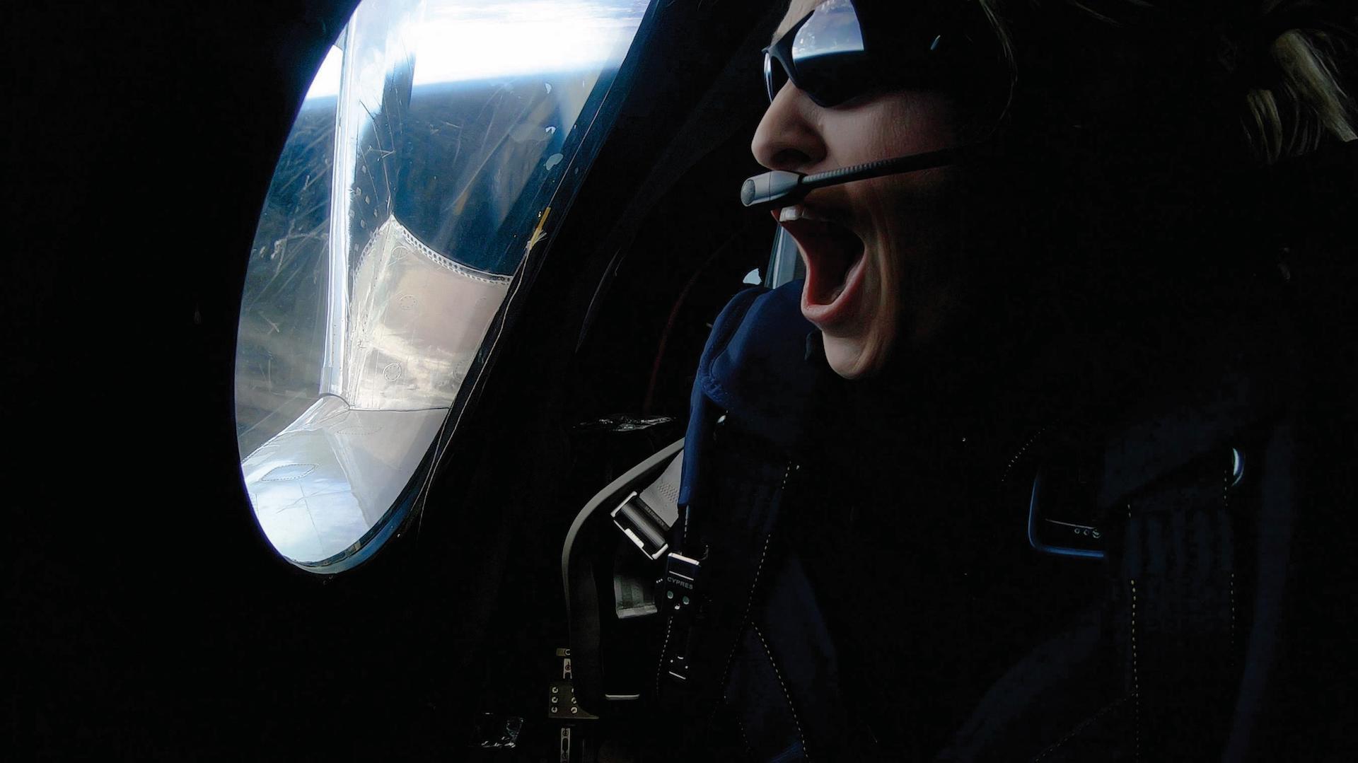Trenérka astronautů ve Virgin Galactic Beth Mosesová