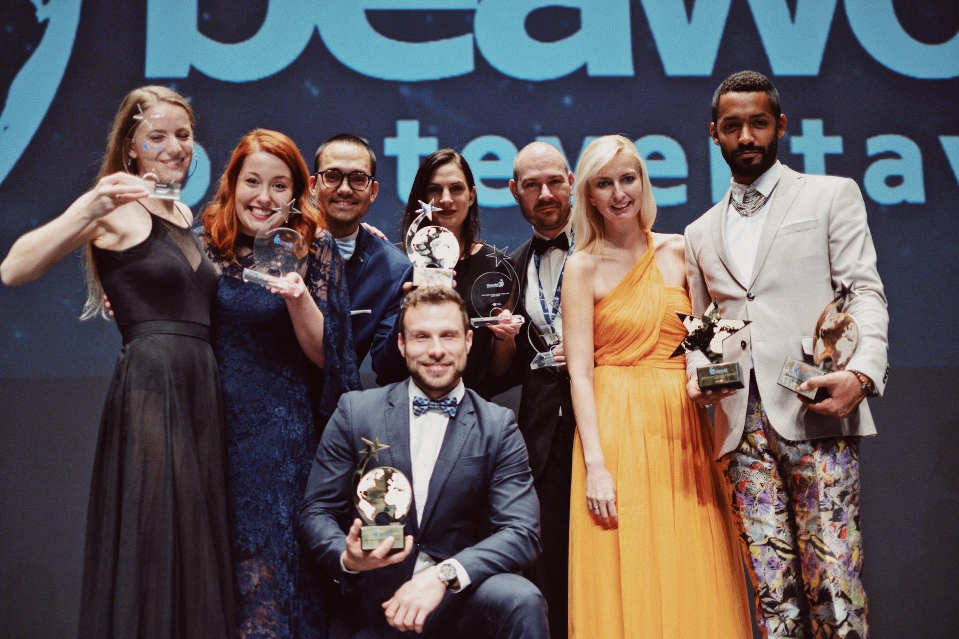 JAD Productions na světovém finále live marketingové soutěže BEA WORLD v Portugalsku získali 8 ocenění