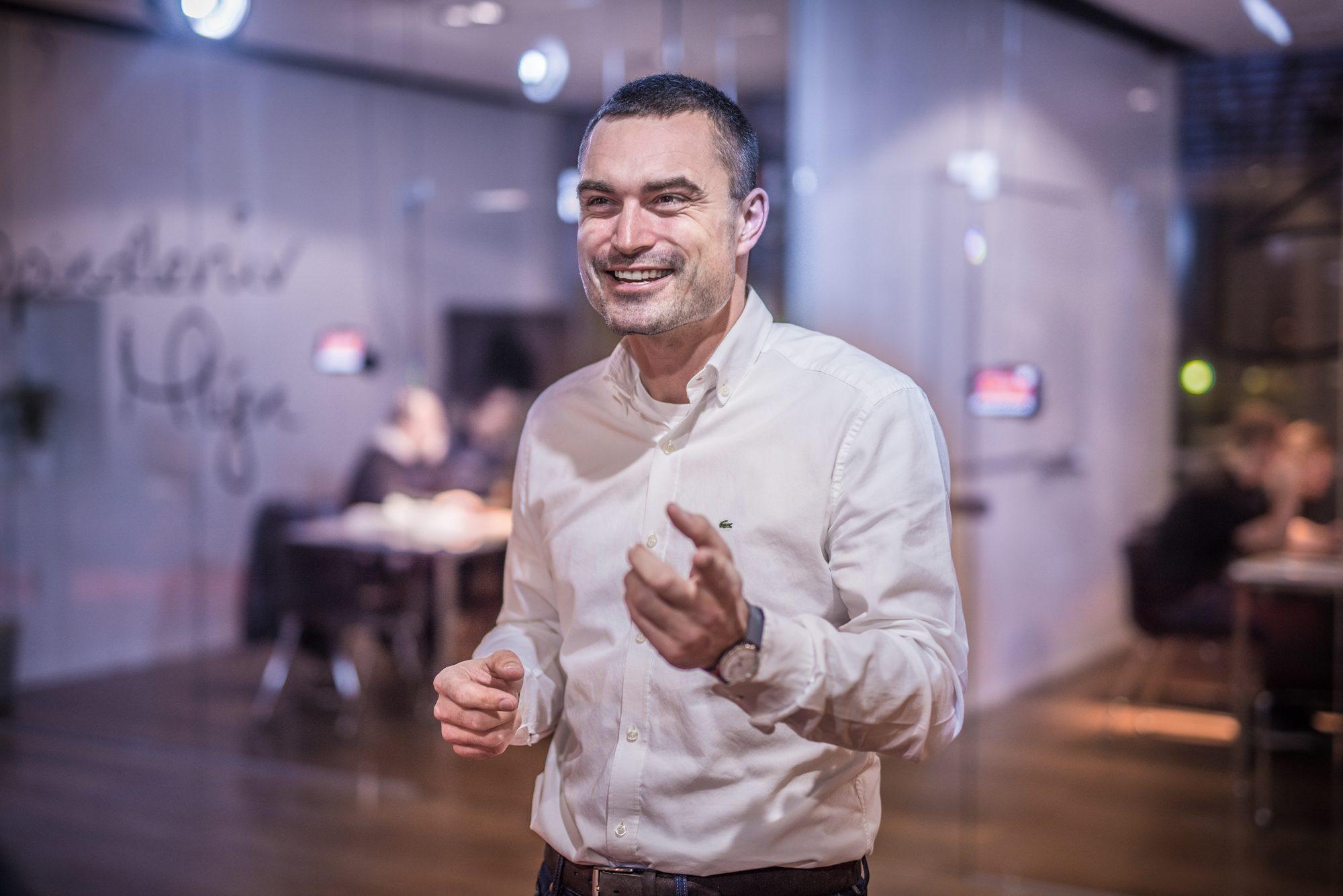 Dušan Zábrodský, Investment Partner v Rockaway Capital