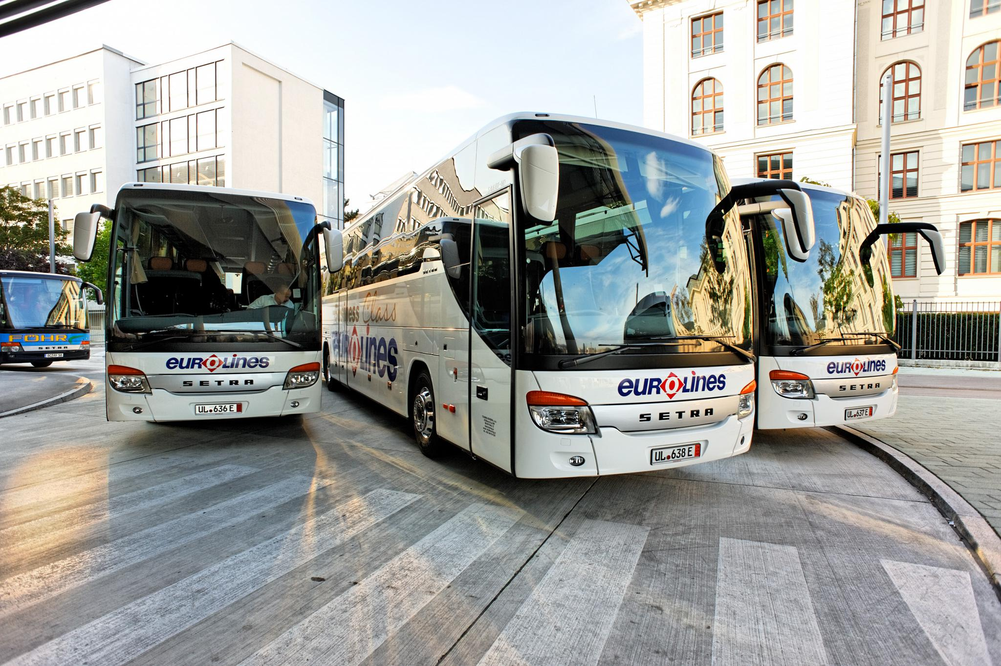 Autobusy Eurolines