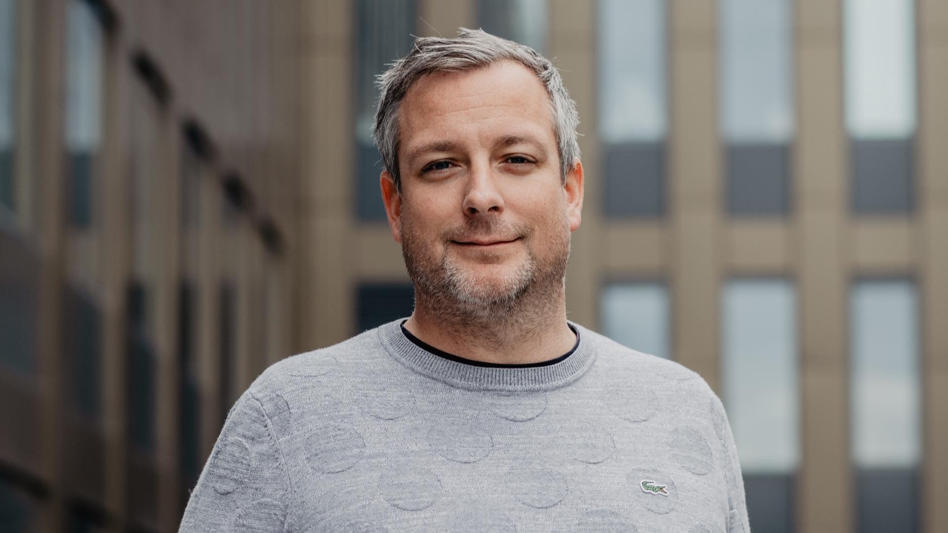 Igor Třeslín, CEO Storyous