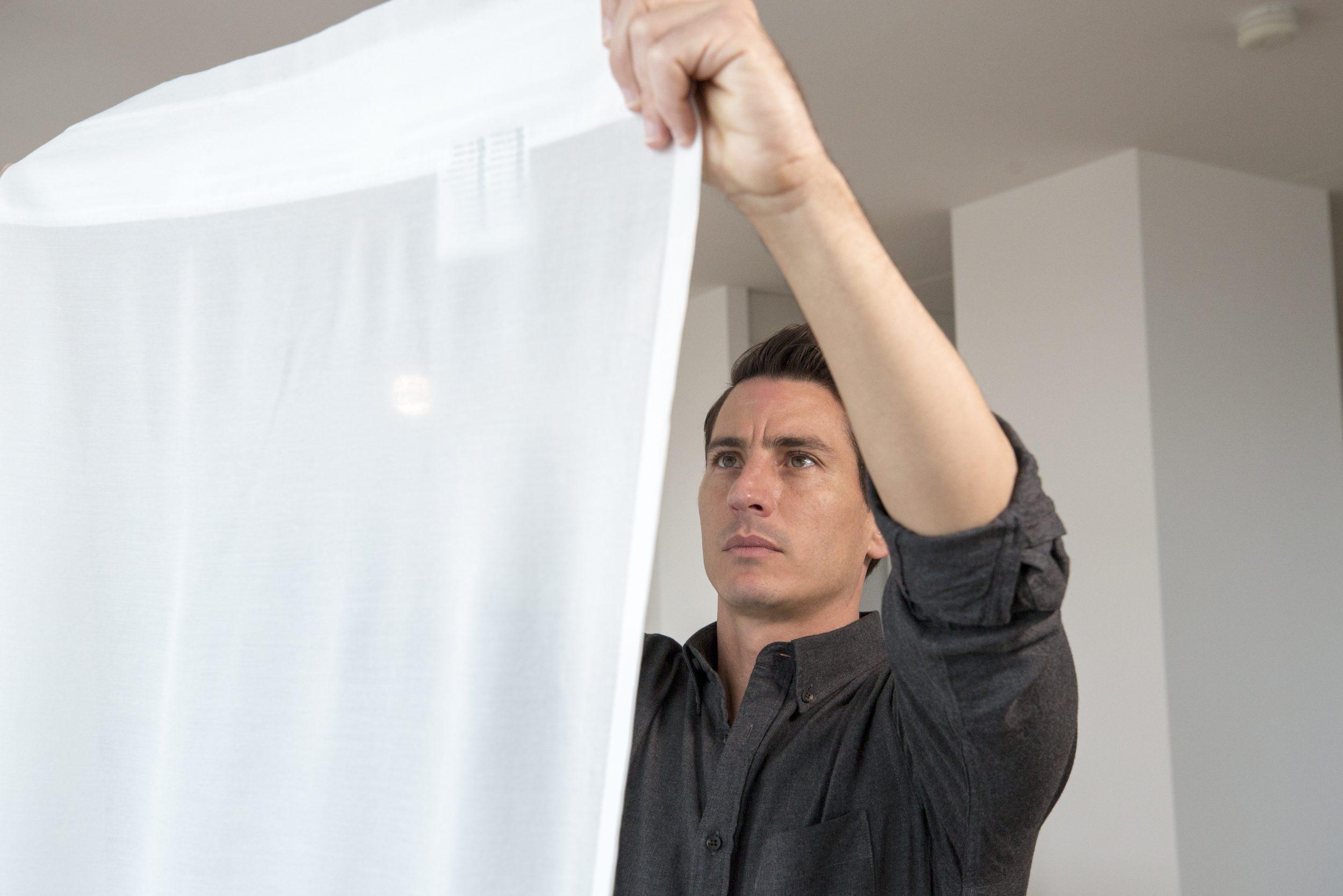 Mauricio Affonso, návrhář závěsů GUNRID