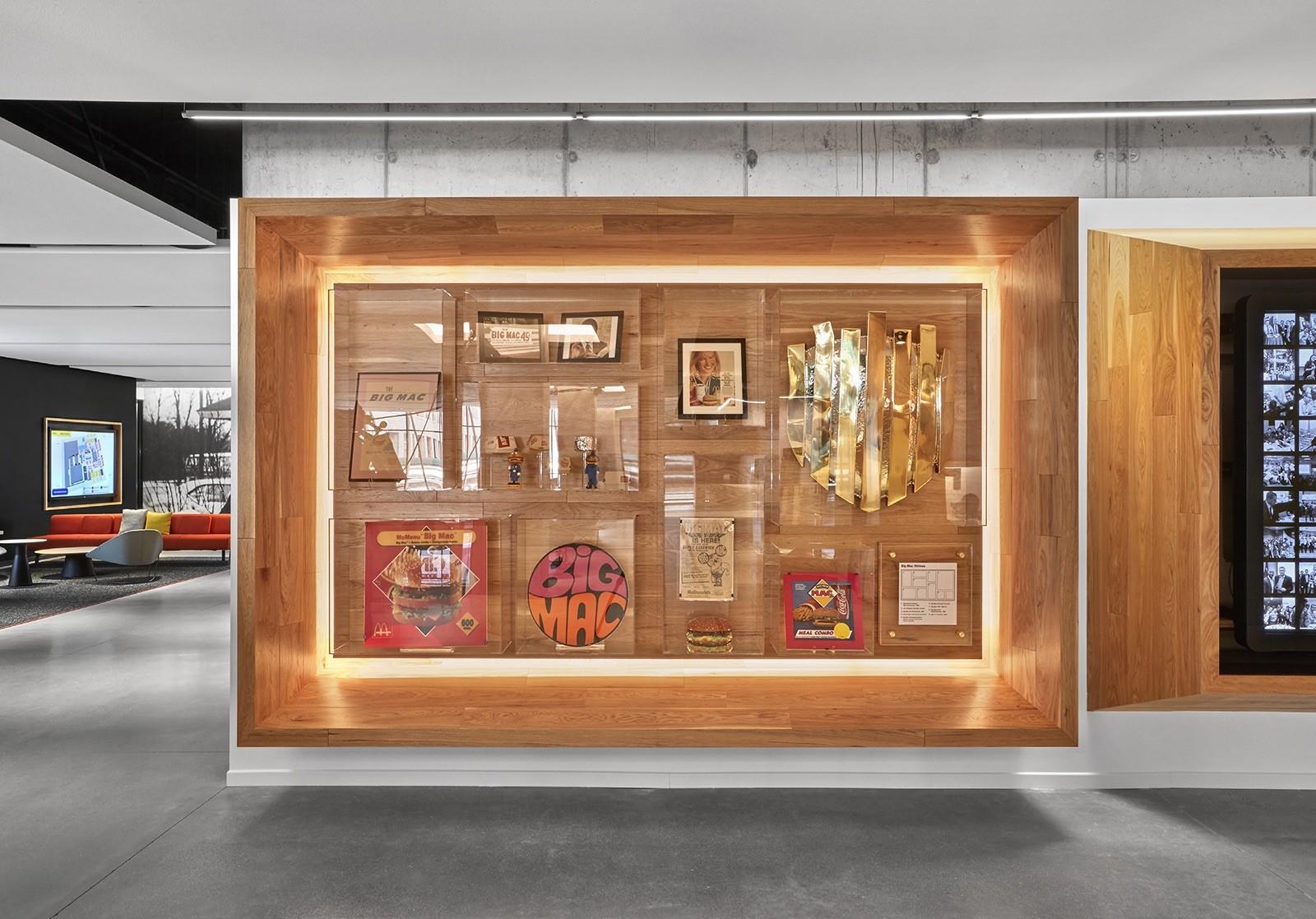 Interaktivní showroom