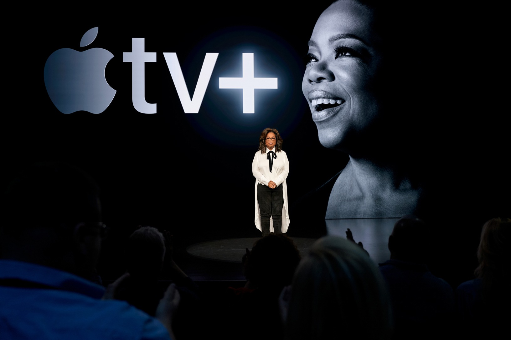 Na Apple TV+ se objeví Oprah Winfrey