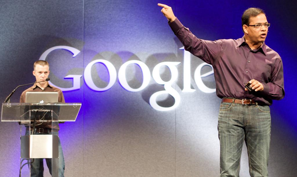 Bývalý vývojář a seniorní viceprezident v Googlu