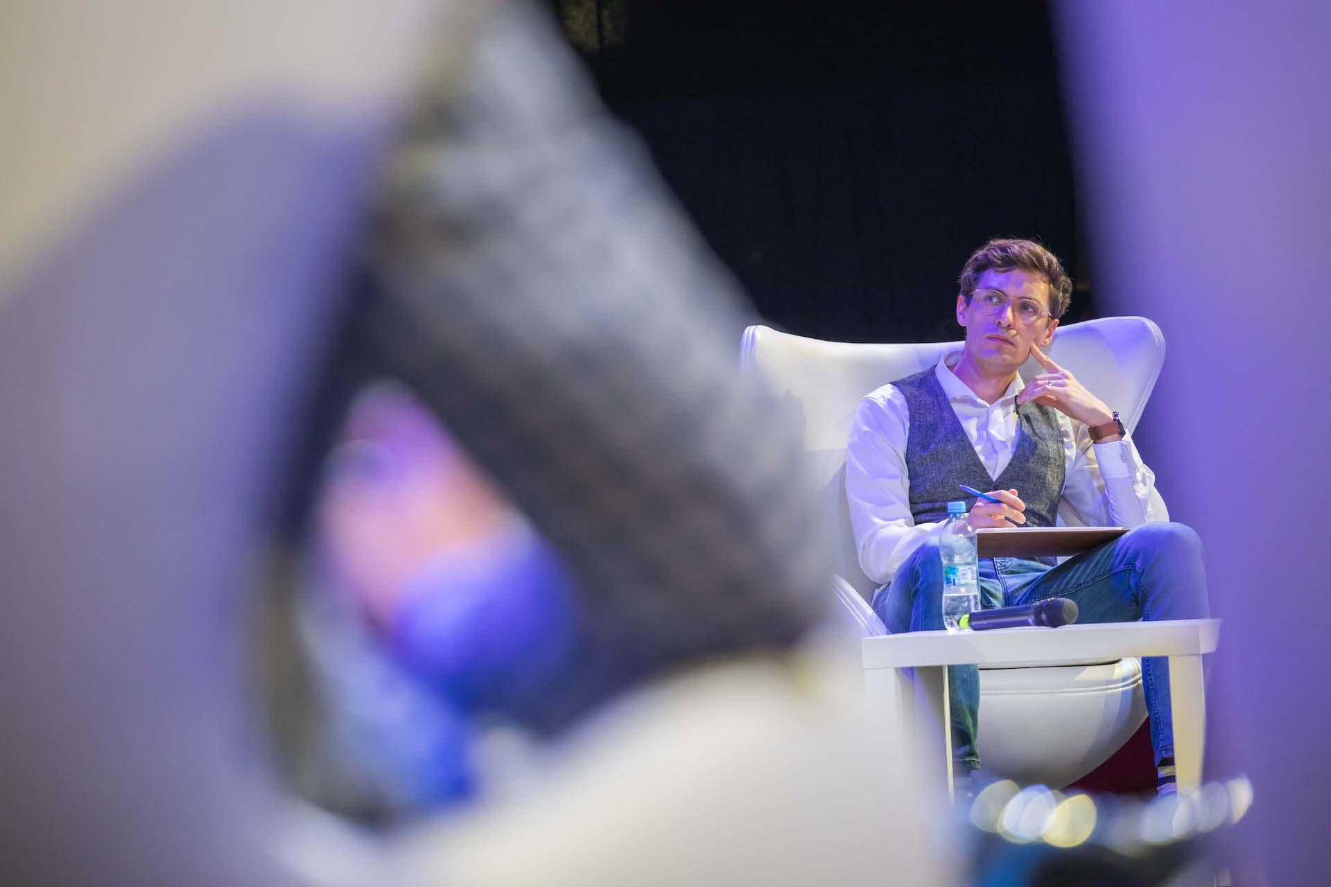 Václav Pavlečka, šéf Air Ventures