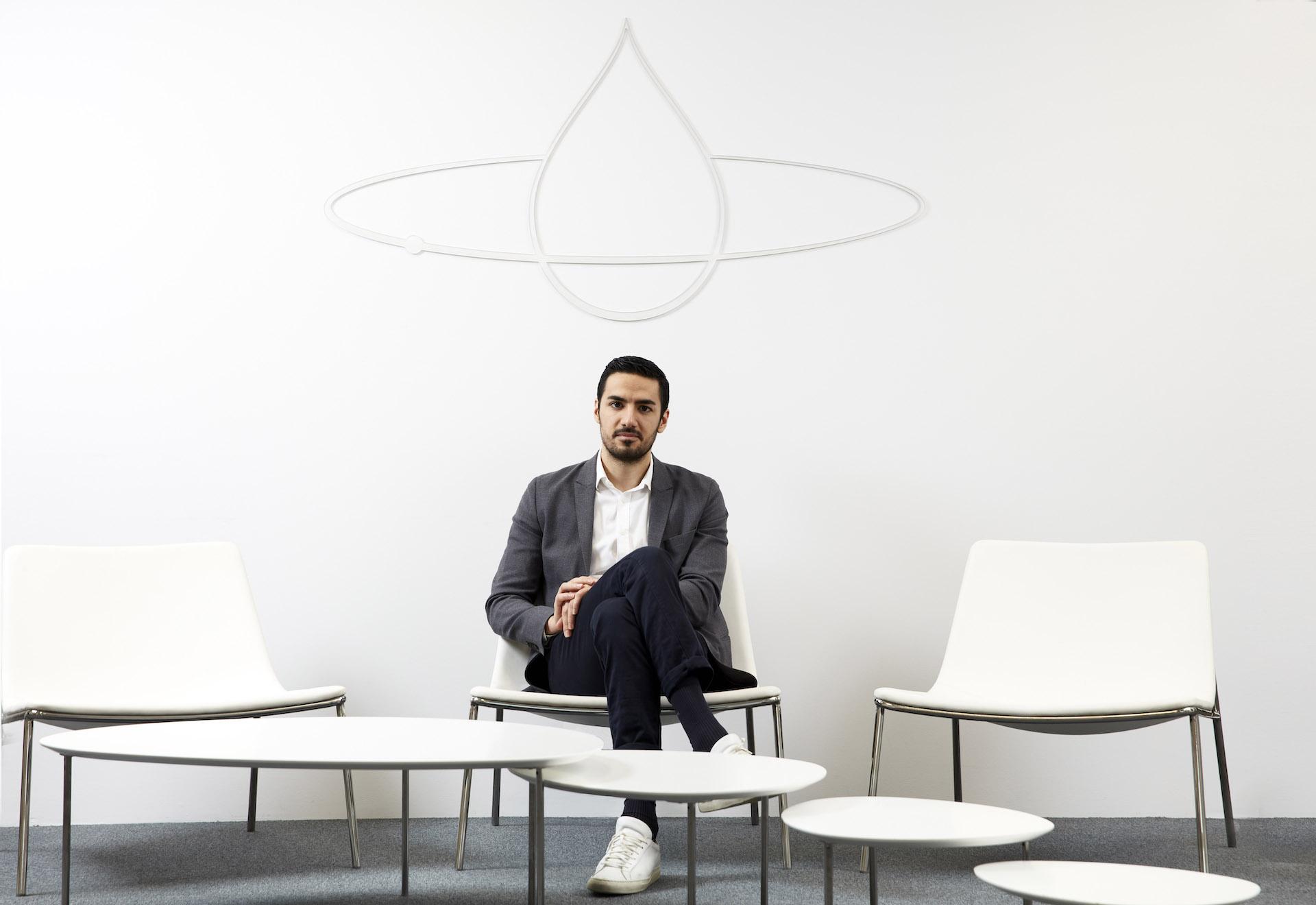 Mehrdad Mahdjoubi, CEO Orbital Systems