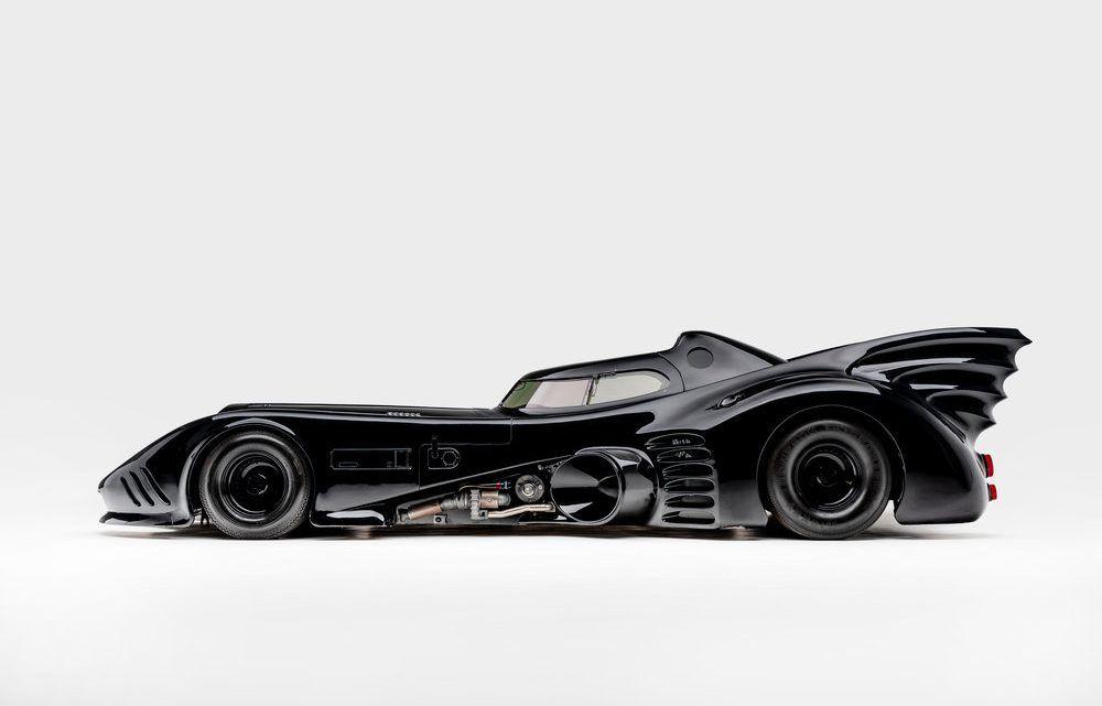 Sjezd ikonických vozů z kultovních sci-fi filmů. V Los Angeles se ukáže DeLorean, Batmobil nebo KITT