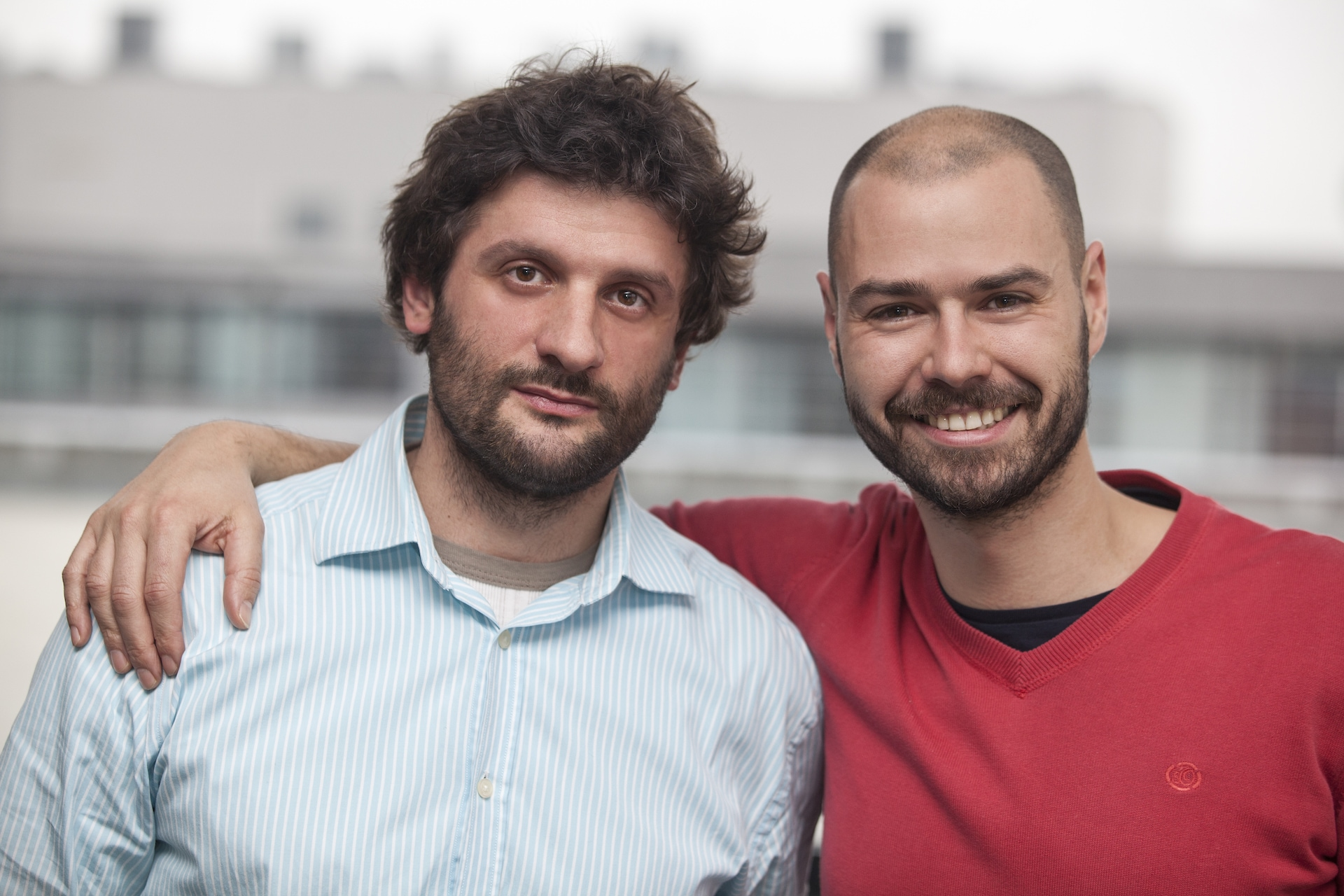 Jan Mihule a Marek Vosecký z projektu CF Hero