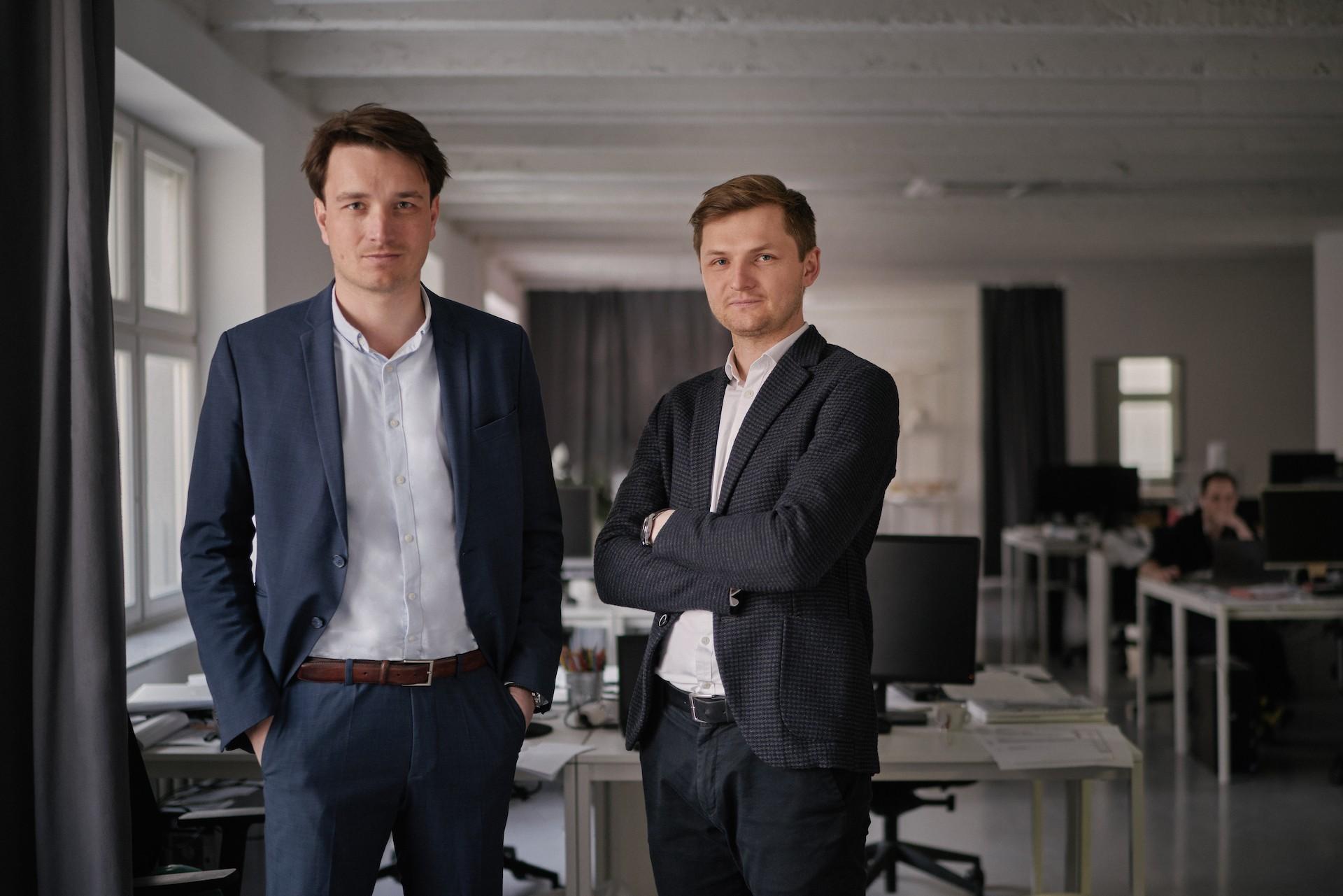 Architekti Ondřej Chybík a Michal Krištof