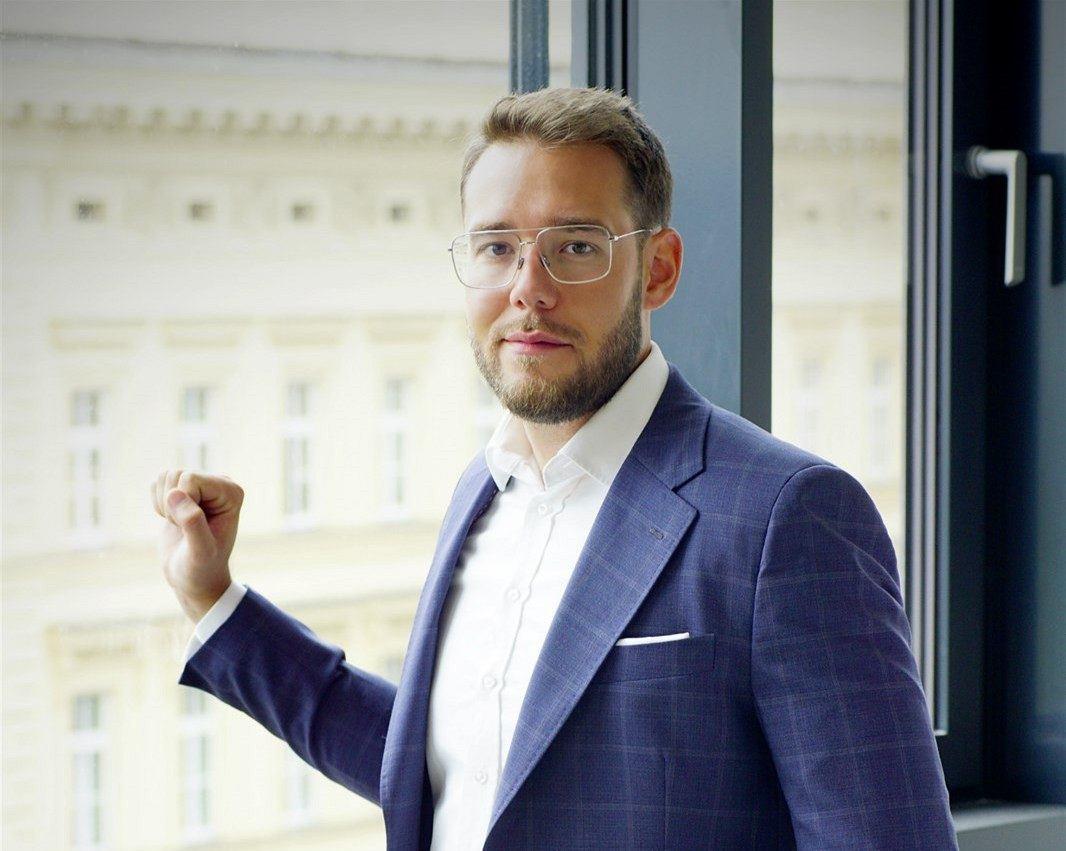 Pavel Svoreň, výkonný ředitel Portivy