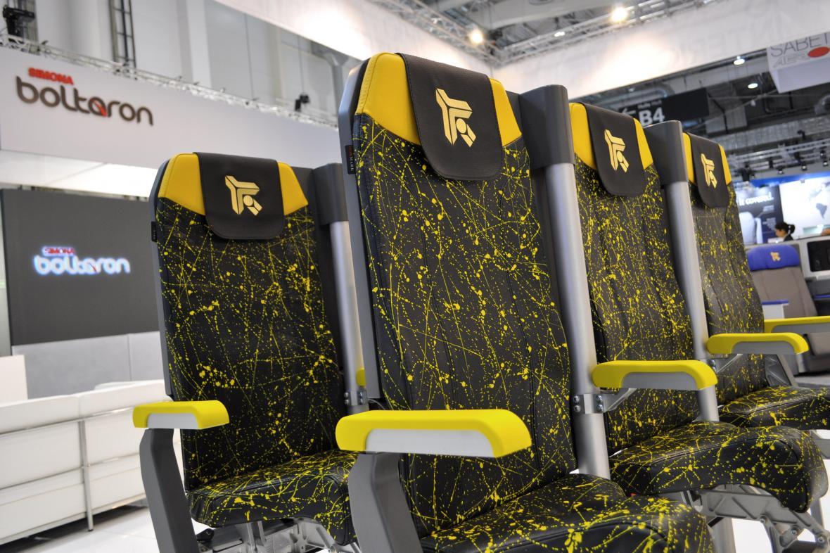 Třetí verze sedaček Skyrider