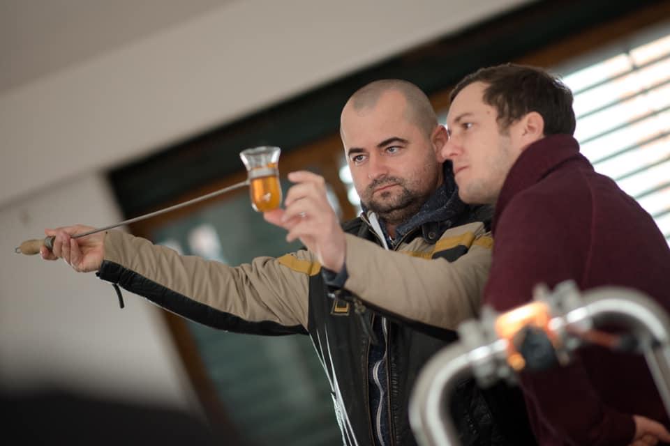 Tomáš Dyntar a Ondřej Chládek z Trebitsch Whisky