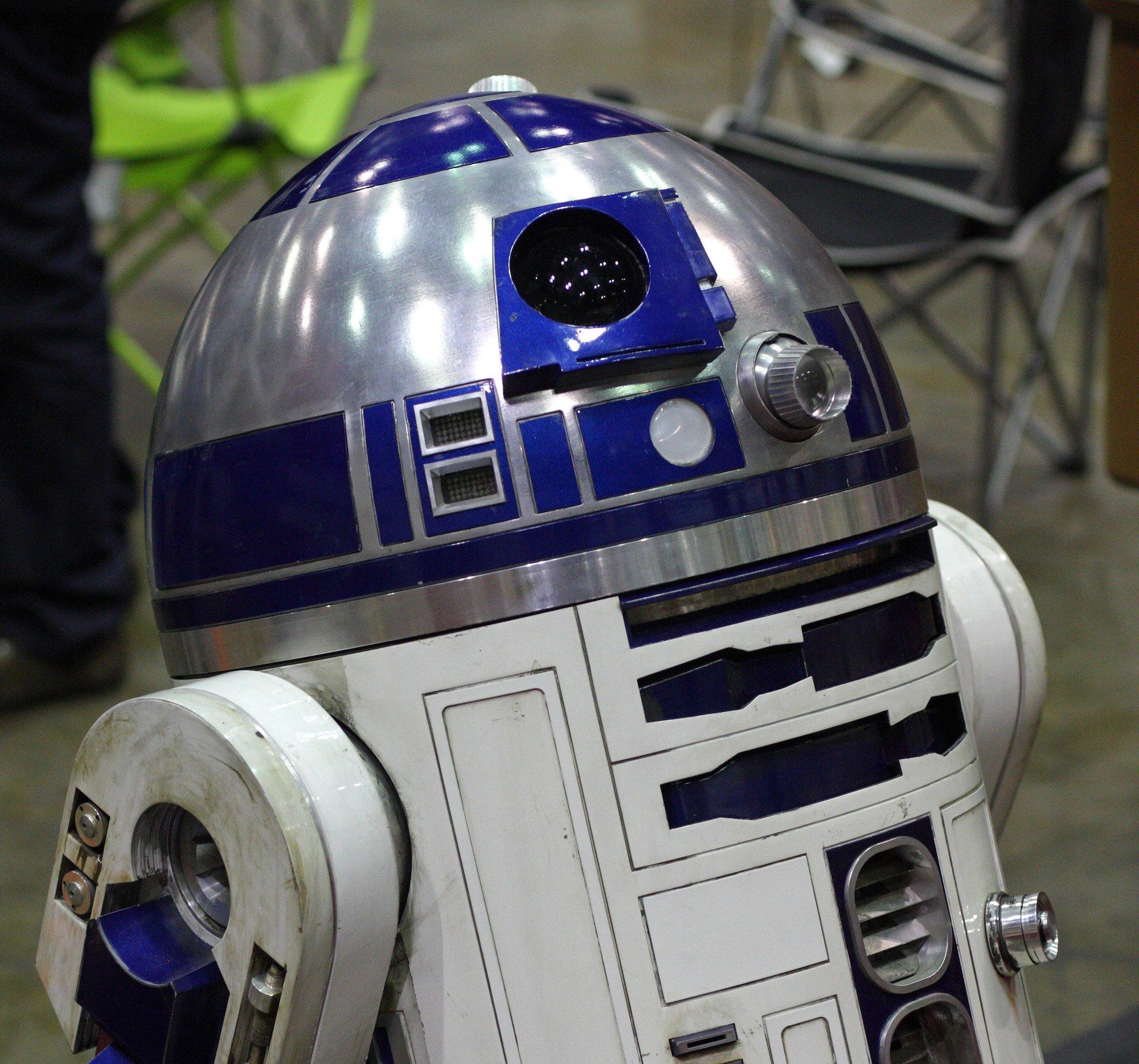R2-D2 ze Star Wars