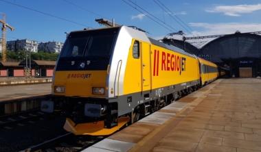 regiojet-vlak