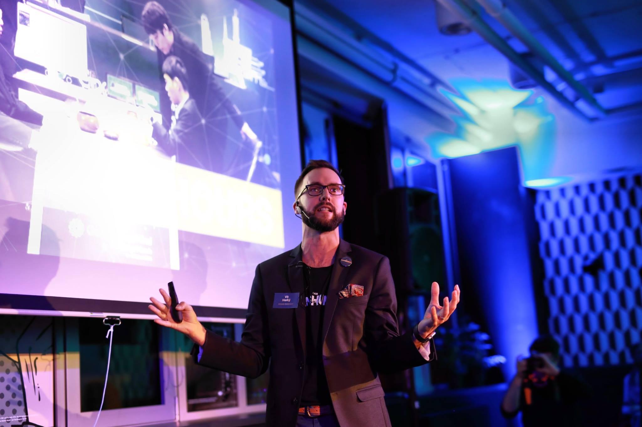 Vít Horký, spoluzakladatel a CEO Brand Embassy