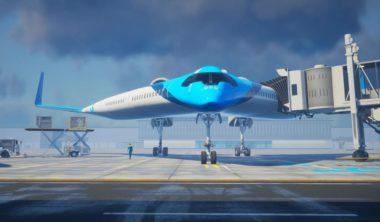 TU-Delft-flying-v