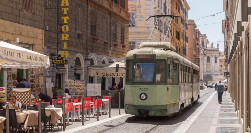 rimska-tramvaj