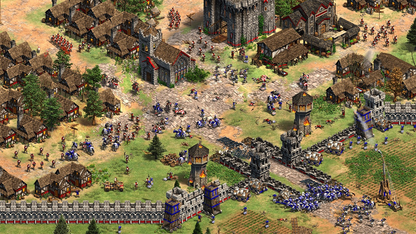 Games like Age of Empires? : Steam - Reddit