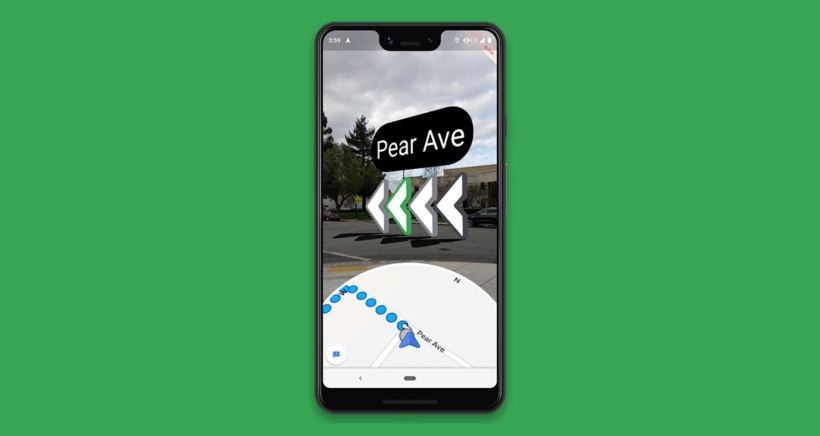 google-maps-live-view