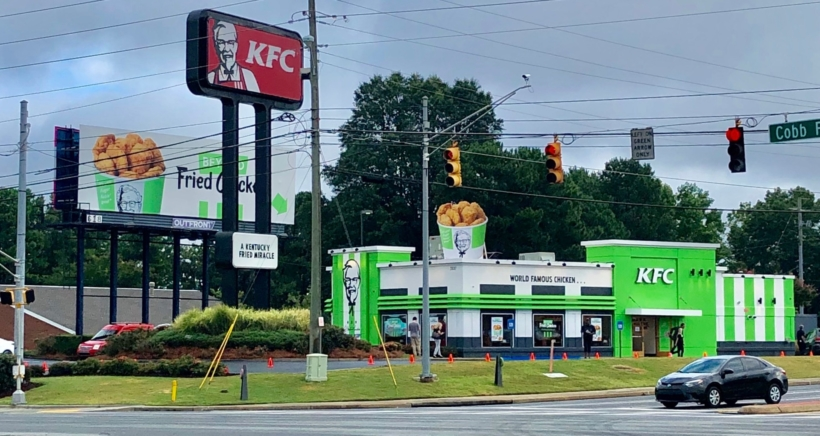 kfc-beyond-meat-green